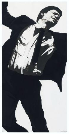 Lithographie Longo - Larry