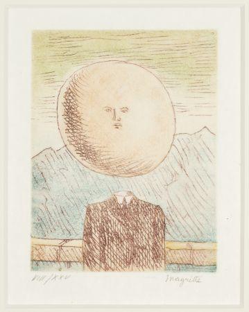 Stich Magritte -   L'art de Vivre