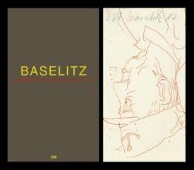 Illustriertes Buch Baselitz - L'art en écrit