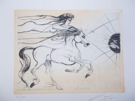 Stich Guiny - Le cheval et la femme