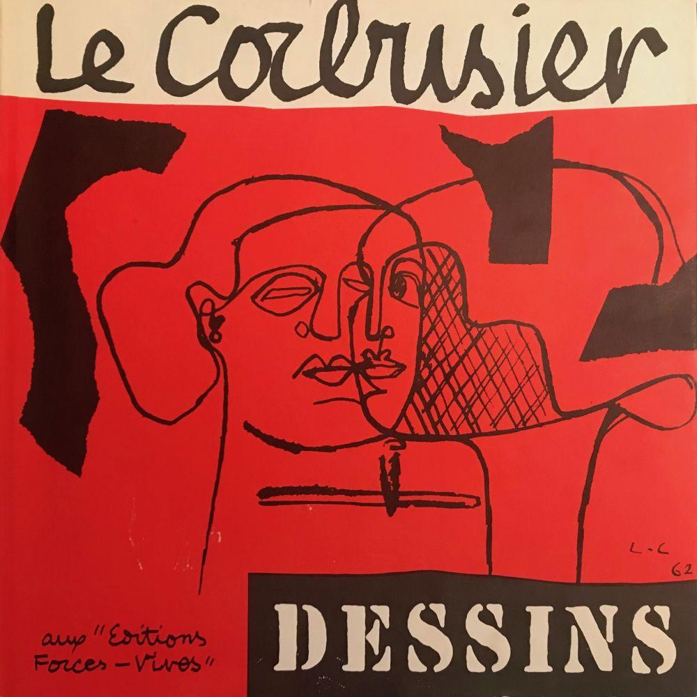 Illustriertes Buch Le Corbusier - Le Corbusier - Dessins - Aux Editions Forces Vives