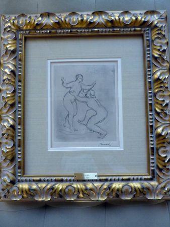 Stich Renoir - Le Fleuve Scamandre