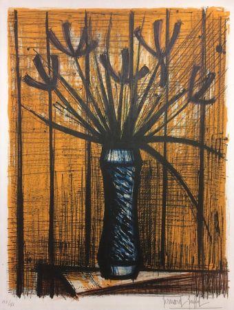 Lithographie Buffet - Le Iris
