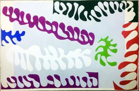 Keine Technische Matisse - LE LAGON. Pochoir original de Jazz (Album 1947)