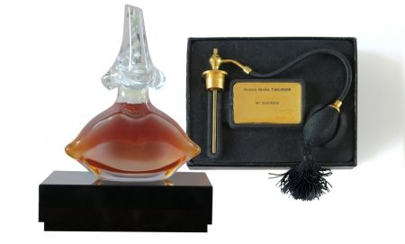 Multiple Dali - Le parfum, 1983