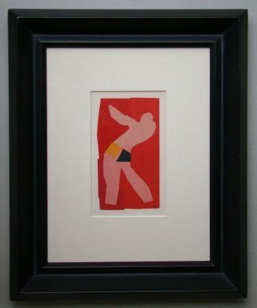 Lithographie Matisse - Le petit danseur