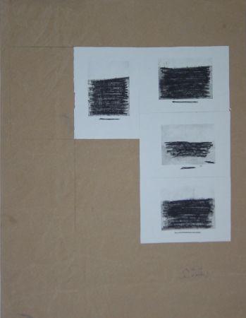 Siebdruck Buraglio - Le Plaisir de Peindre, 2