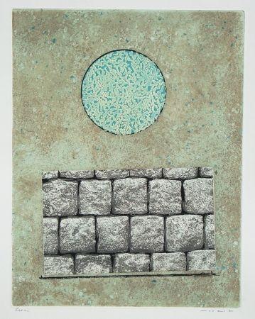 Radierung Und Aquatinta Ernst - Le plus beau mur de mon royaume