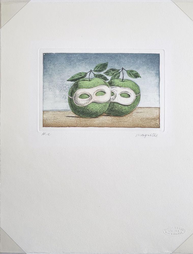 Keine Technische Magritte -  Le Pretre Marie (