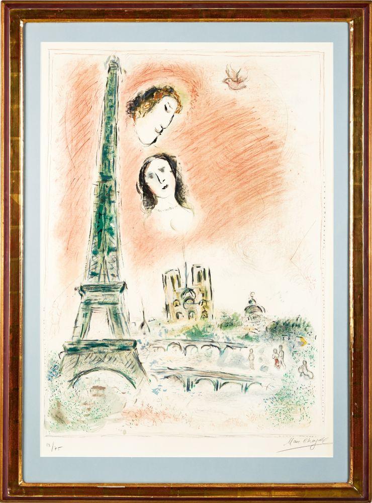Keine Technische Chagall -  Le Reve de Paris