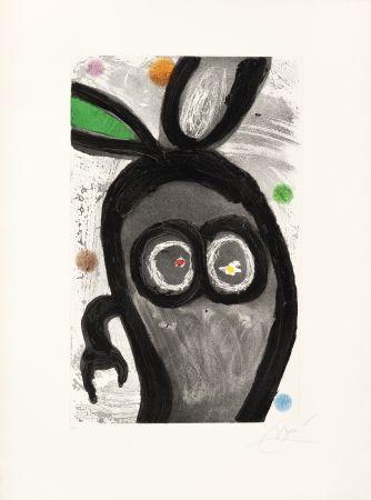 Stich Miró -  Le Roi des lapins