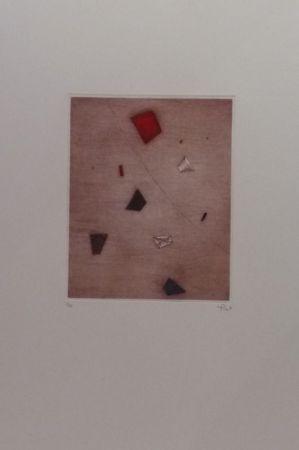 Stich Piza - Le rouge d'en haut