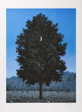Lithographie Magritte - Le Seize Septembre (The Sixteenth of September)