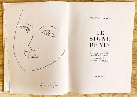 Keine Technische Matisse - Le Signe de Vie