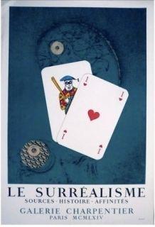 Lithographie Ernst - Le Surrealisme