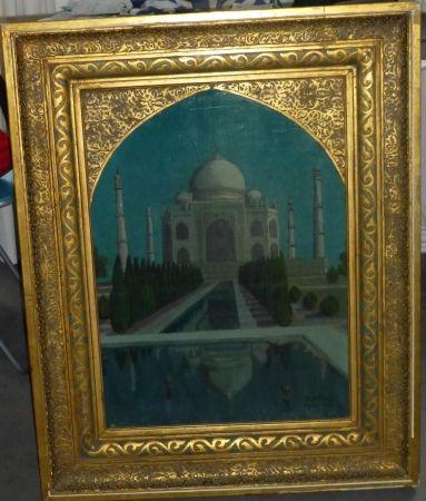 Keine Technische Amiguet - Le Taj Mahal ,1932