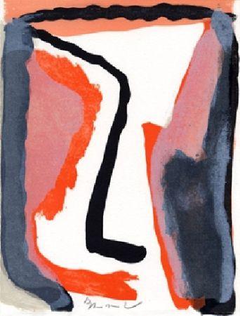 Illustriertes Buch Van Velde - L'envers, Jean Frémon
