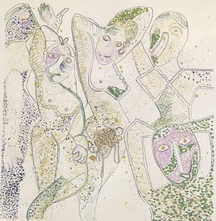 Multiple Baj - Les Demoiselles D'Avignon