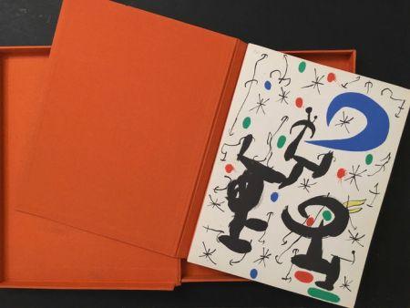 Illustriertes Buch Miró - Les essències de la terra