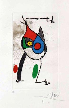 Stich Miró - Les Magies
