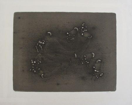 Lithographie Bellmer - Les Mains Articulées