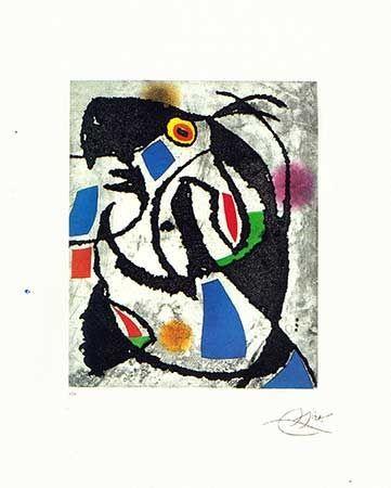 Stich Miró - Les montagnards