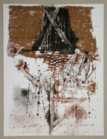 Lithographie Friedlaender - Les oiseaux