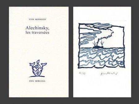 Illustriertes Buch Alechinsky - Les Traversées