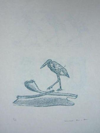 Lithographie Ernst - Lewis Carroll's Wunderhorn 19