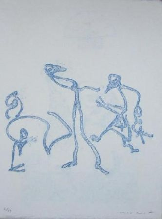 Lithographie Ernst - Lewis Carroll's Wunderhorn 2