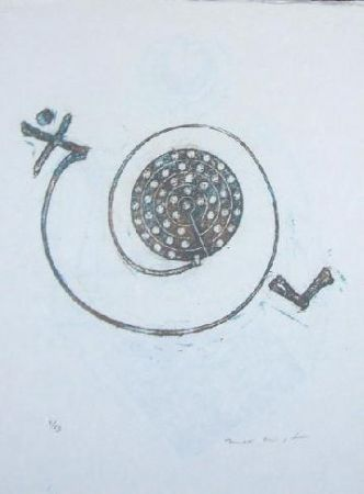 Lithographie Ernst - Lewis Carroll's Wunderhorn 30
