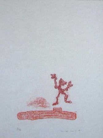 Lithographie Ernst - Lewis Carroll's Wunderhorn 36