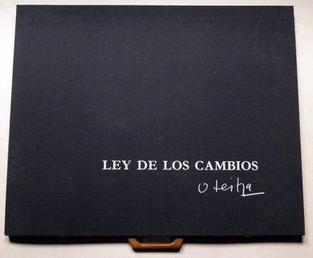 Illustriertes Buch Oteiza - Ley de Cambios