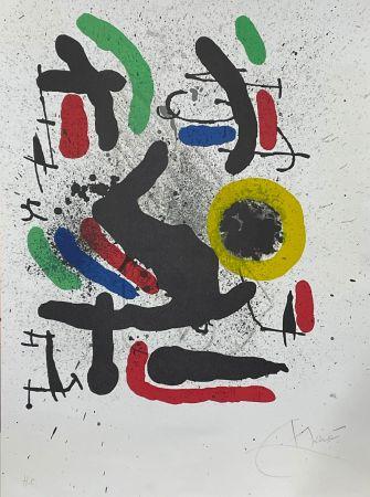Lithographie Miró - Liberté des libertés 2