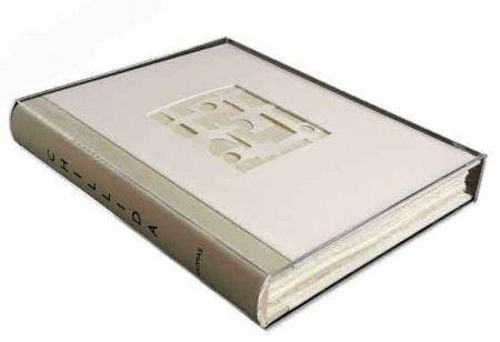 Radierung Chillida - Libro Aromas