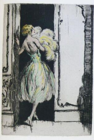Illustriertes Buch Icart - L'ingénue libertine