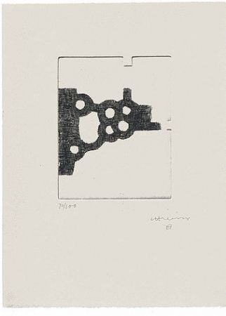 Multiple Chillida - Literature Or Life Iii