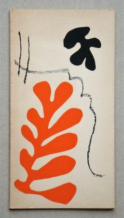 Illustriertes Buch Matisse - Lithographies Rares
