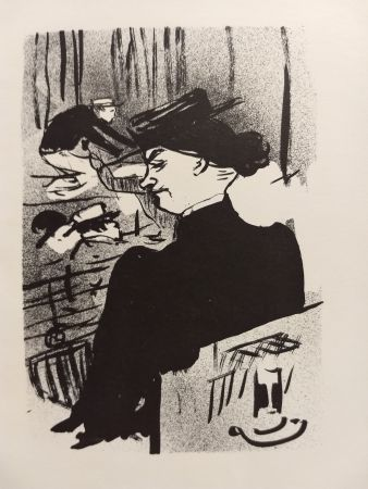 Illustriertes Buch Toulouse-Lautrec - Lithographs