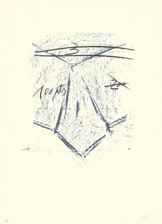 Lithographie Tàpies - Llambrec-12