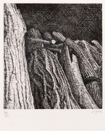 Stich Moore - Log Pile II