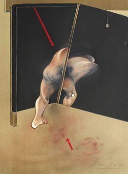 Lithographie Bacon - Logique de la sensation