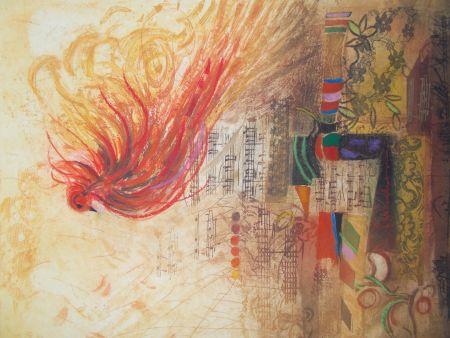 Stich Engel - L'oiseau de feu II
