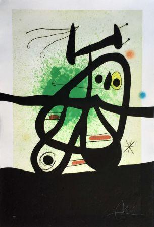 Keine Technische Miró - L'Oiseau Mongol