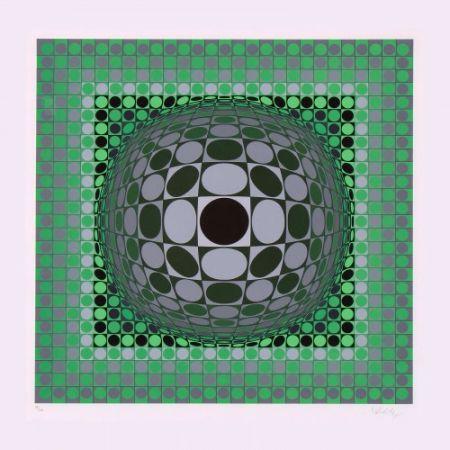 Multiple Vasarely - Louisiana II,