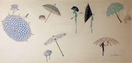 Keine Technische Lepape - Ls ombrelles