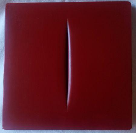 Multiple Fontana - Lucio Fontana - Concetto spaziale