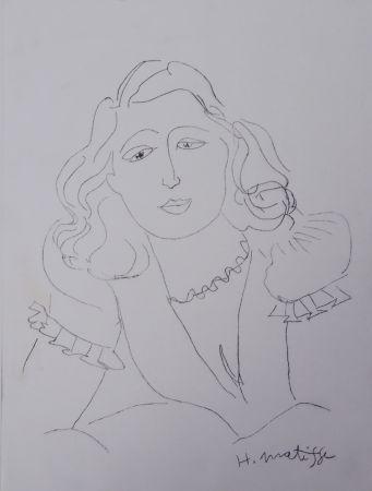 Stich Matisse - Lydia