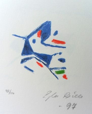 Lithographie Bille - M 140
