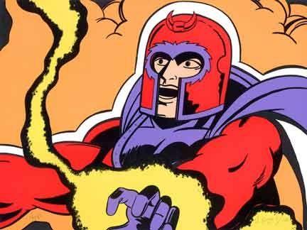 Siebdruck Matos - Magneto